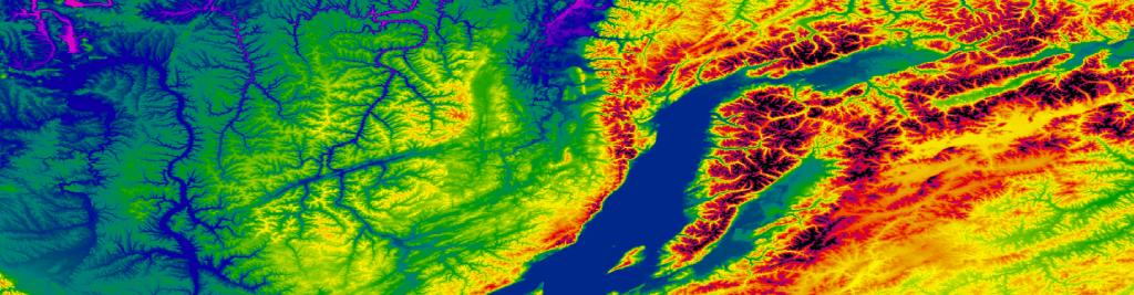 Elevation Mapping - Eden Precision Agriculture